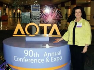 AOTA Conference