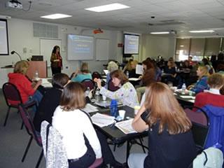 2010-12-04 Seminar--Sarasota-Ileana Teaching Special Ed. staff of Sarasota Co